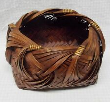 Decorative Woven Basket