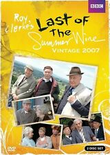 PRE-ORDER Last Of The Summer Wine: Vintage 2007 (DVD RELEASE: 06 Jun 2017)