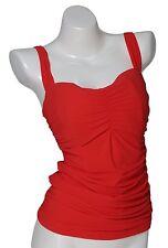 Profile By Gottex Women's Coral E Cup Tankini Top 0304 Sz 36E
