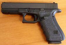 BooDad's Grips Textured Rubber Grip Tape for Glock Gen 4 17, 22, 24, 31, 34, 35