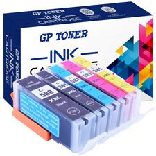 DRUCKER PATRONEN für CANON PGI-580 CLI-581 XXL PIXMA TR7550 TR8550 TS6150 TS8150