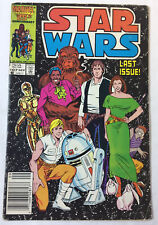 1986 Marvel STAR WARS #107