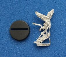 Warhammer 40K Inquisition Retinue Acolyte Cherub with Bolter Metal OOP (Y173)