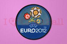 UEFA Euro Champions 2012 Football Sleeve Soccer Patch / Badge