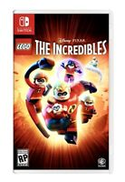 LEGO The Incredibles (Nintendo Switch) BRAND NEW FACTORY SEALED Free Shipping !
