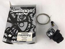 Shimano REVOSHIFT 8 & 3 Speed Bike Cycle MTB Twist Grip Index Gear Shifter Set