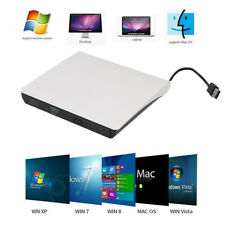 Slim External Portable DVD-ROM Drive USB 3.0 CD Burner Reader ROM Drive