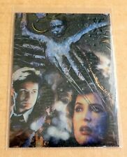 TOPPS THE X-FILES SEASON TWO TRADING CARDS;  i6 ETCHED FOIL CHASE CARD