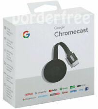 Google Chromecast Streaming Media Player (3nd Gen) ✔ BRAND NEW ✔