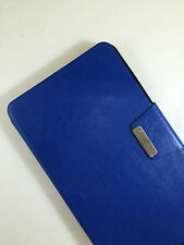 FUNDA CARCASA PARA TABLET S7 HUAWEI MEDIAPAD 7 YOUTH CIERRE IMAN COLOR AZUL