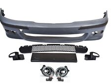 FRONT BUMPER M SPORT BMW 5 series E39 M TECH STYLE SET w FOGS SALOON ESTATE