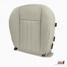 2004 Lincoln Aviator - Front PASSENGER Bottom Synthetic Leather Seat Cover Tan