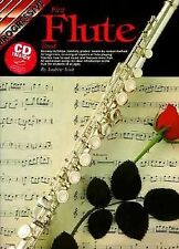 First Flute Book: With CD (Progressive Young Beginners)
