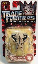 TRANSFORMERS Revenge of the fallen Starscream Decepticon HASBRO 2008 SEALED