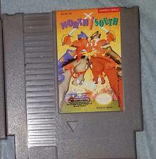 NES Nintendo North And South Game RARE