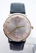 Swiss 14k LUCIEN PICCARD Mens Automatic SEASHARK Watch Cal.LP60* EXLNT* SERVICED