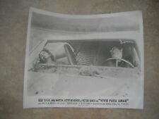Vivir Para Amar 1980 B&W 8x10 Promo Photo Original