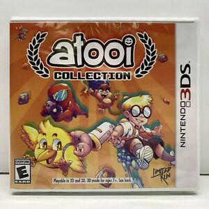 Atooi Collection (Nintendo 3DS) Limited Run Games BRAND NEW SHIPS NEXT DAY!