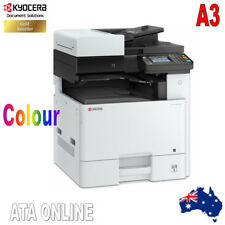 Kyocera M8130CIDN A3 Colour M/Function Printer + Auto Duplex + 3 Year Warranty