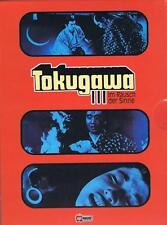Teruo Ishii's Tokugawa III - Im Rausch der Sinne ( Kultfilm ) mit Mitsuko Aoi