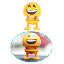 H49 Auto Dekoration Kopfschütteln Puppe Ausdruck Pack Komisch Zubehör Spielzeug