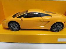 Rastar 1:40 Yellow Lamborghini Gallardo LP560-4 Diecast Toy Car - NIB