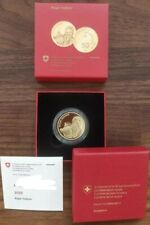 50 CHF Gold Coin Roger Federer SWISSMINT LIMITED EDITION - No. 8450 / 10,000