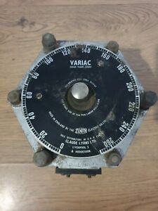Variac variable transformer 2.1kVA