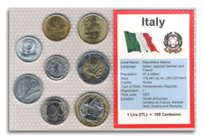 The Last 'Lira' Coins of Italy [Ref 790R]