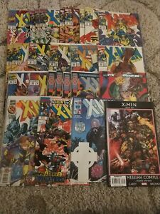 X-Men 1991 - 26 Issue Lot