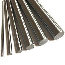 brass bar rod shaft wire 2mm diameter 250mm long x2 model makers engineer