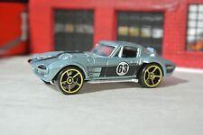 Hot Wheels '63 Corvette Grand Sport - Loose - 1:64 - Exclusive - Chevy