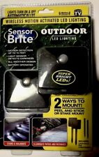 Sensor Brite Outdoor- Wireless activated  LED Lighting- as seen on TV