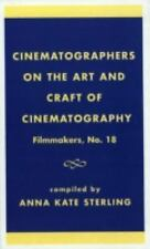 Cinematographers on the Art and Craft of Cinematography-ExLibrary