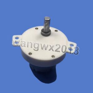 1x DC3V 6V 12V 24V 0.8rpm-100rpm Plastic Gearbox Speed Reduction Gear Motor #SF