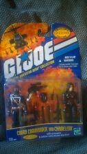 GI JOE ARAH Cobra Commander and Chameleon MIB