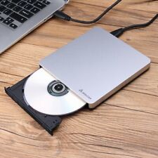 Blu Ray BD Laufwerk extern USB 3.0 BluRay Brenner DVD CD für Notebook PC & Mac