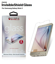 ZAGG invisibleSHIELD Glass Galaxy Note 5 Screen Protector - Sn5glsf0j