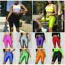 Women Stretch Biker Bike Shorts Workout Spandex Leggings Knee Length Short Pants