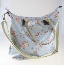 Vintage Floral Large Carry All Bag by Jennifer Rose School Bag Gym Bag Overnight
