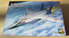 MiG-31B Foxhound Soviet Interceptor   1/72 by Condor # 72009