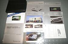 1999 Mercedes Benz CLK430 CLK 430 Owners Manual - SET