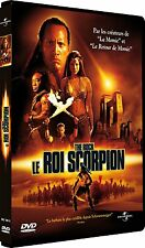 DVD *** LE ROI SCORPION  ***  neuf sous cello