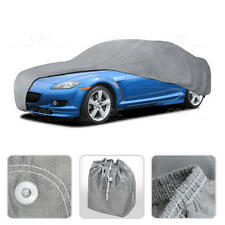 Car Cover for Mazda RX-8 02-11 Outdoor Breathable Sun Dust Proof Protection