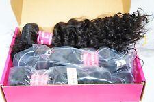 ALI JULIA Hair 3 Pack Bundles 7A Malaysian Virgin Curly Hair Weft 12'' 14'' 16''