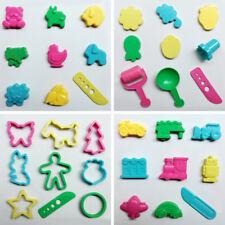36 PCS/set Play Kid's Dough Clay Molds creative 3D Plasticine Children Tools Kit