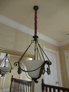 Luxury Designer Christopher Wray Ceiling Pendant Light / Chandelier