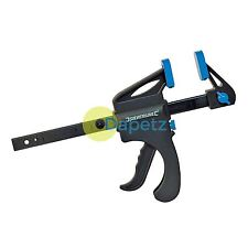 Quick Clamp 300mm Quick Release Strong Light Weight Woodwork Carpentry DIY