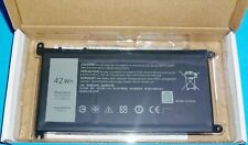 NEW WDXOR LI-ION BATTERY FOR DELL INSPIRON 15 5568 13 7368 T2JX4 WDX0R 42WH