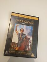 dvd  SPARTACUS CON KIRK DOUGLAS   GANADORA 4 OSCAR